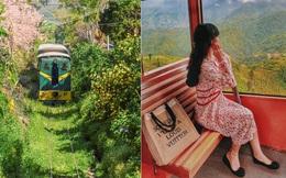 """3 con đường tàu với khung cảnh đẹp nhất Việt Nam, xem ảnh mà dân mạng không tin vào mắt mình vì """"ảo"""" y hệt trong phim"""
