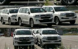 Toyota Land Cruiser bất ngờ lộ bản mới đầy bí ẩn với số lượng lớn