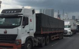 """3 vụ tai nạn liên tiếp trên cầu Phú Mỹ, hàng trăm xe ô tô """"chôn chân"""" từ trưa tới chiều"""