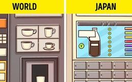 Những công nghệ độc đáo chỉ có thể thấy ở Nhật Bản