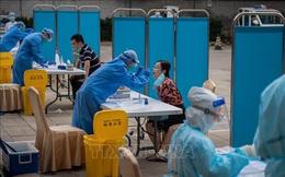 Bắc Kinh ghi nhận ca mắc mới COVID-19 đầu tiên sau gần 2 tháng