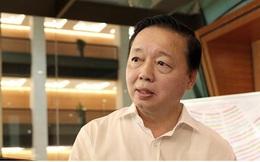 """Bộ trưởng Trần Hồng Hà: """"Anh xả nhiều rác thì phải trả nhiều tiền"""""""