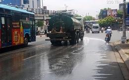 114 tỷ đồng rửa đường ở Hà Nội: Tránh ồ ạt, lãng phí