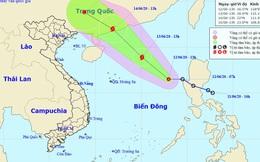 Áp thấp nhiệt đới khả năng mạnh thành bão, yêu cầu lực lượng không quân sẵn sàng