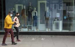 Kinh tế Anh suy giảm với tốc độ kỷ lục