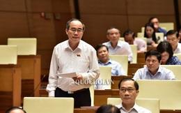 Bí thư TPHCM Nguyễn Thiện Nhân đề nghị sớm công bố hết dịch COVID-19