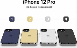 iPhone 12 Pro sẽ có màn hình 120Hz, mỏng hơn, nhưng dung lượng pin không ấn tượng