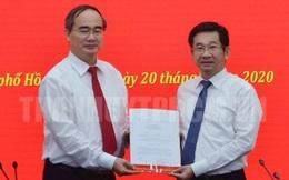 Ông Dương Ngọc Hải làm Ủy viên Ban Thường vụ Thành ủy TPHCM