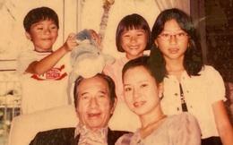 """Gia tộc Vua sòng bài Macau trong """"Ngày của Cha"""": Hầu hết đều im lặng, chỉ có 2 tiểu thư đăng ảnh nhớ thương người cha quá cố"""