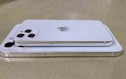 Lộ diện mô hình khá hoàn thiện của iPhone 12, 3 kích thước màn hình khác nhau, khung viền giống iPad Pro