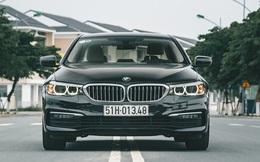 BMW 5-Series giảm giá sốc gần nửa tỷ đồng, lần đầu dưới 2 tỷ, rẻ hơn E-Class, 'giẫm chân' đàn em 3-Series