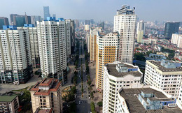 Cận cảnh khu chung cư nghìn căn hộ không phòng sinh hoạt cộng đồng ở Hà Nội