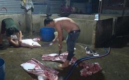 Liên tiếp phát hiện cơ sở giết mổ heo lậu tại Đồng Nai
