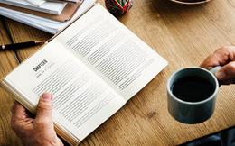 Dựa vào đọc sách, tôi đã vượt qua được nguy cơ trung niên: Làm giàu bản thân, không sợ những biến động và giúp gia đình thêm hạnh phúc