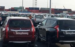 Nửa đầu năm 2020, ô tô nhập khẩu giảm 32.000 chiếc