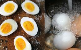 4 sai lầm điển hình khi luộc trứng mà nếu không thay đổi ngay thì chẳng khác nào ăn cũng như không