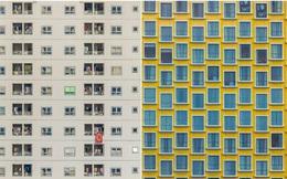 """Bộ ảnh """"có một Sài Gòn rất nhiều cửa"""" đang khiến cả MXH điên đảo vì quá độc lạ: Nhìn một hồi có khi… hoa luôn cả mắt!"""