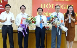 Trưởng ban Tổ chức Tỉnh ủy Quảng Ngãi đột qụy tại bàn làm việc