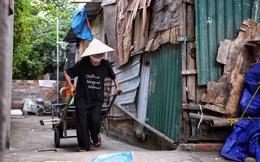 Nắng nóng đeo bám người dân xóm ngụ cư Hà Nội