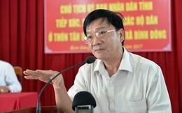 Chủ tịch tỉnh Quảng Ngãi chính thức nghỉ hưu trước tuổi