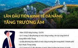 Tăng trưởng âm, bức tranh kinh tế Đà Nẵng ra sao?