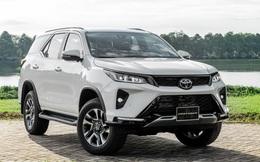 Triệu hồi hàng trăm xe Toyota Fortuner do lỗi hệ thống trợ lực phanh