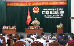 Giám đốc Sở Tài chính làm Phó Chủ tịch HĐND tỉnh Phú Yên