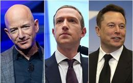 50 người giàu nhất nước Mỹ sở hữu khối tài sản tương đương 165 triệu người nghèo