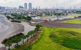 CLIP: Tháo dỡ toàn bộ khán đài trường đua F1 Mỹ Đình