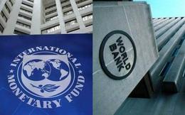 IMF và World Bank sẽ bắt tay giải quyết suy thoái toàn cầu