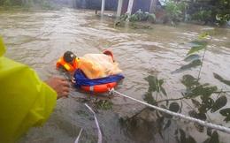 Quảng Nam vẫn chìm trong mưa lũ, đã có 6 người chết và mất tích