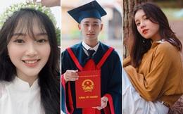 Sau công bố điểm chuẩn: Nữ sinh đạt điểm 10 môn Ngữ văn và dàn Thủ khoa tốt nghiệp đã xác nhận nhập trường đại học nào?