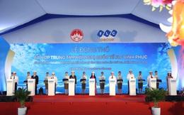 Vĩnh Phúc có Trung tâm hội nghị quốc tế 5 sao đầu tiên