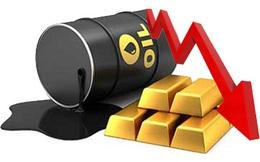 Thị trường ngày 13/10: Giá dầu lao dốc gần 3%, vàng giảm
