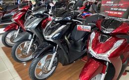 Hãng xe Honda Việt Nam doanh số sụt giảm mạnh