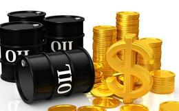 Thị trường ngày 14/10: Giá dầu tăng trở lại gần 2%, vàng rơi xuống dưới ngưỡng 1.900 USD/ounce