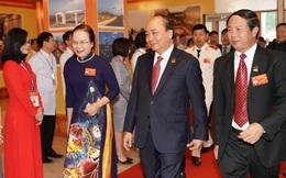 Chùm ảnh: Thủ tướng Nguyễn Xuân Phúc dự Đại hội Đảng bộ TP. Hải Phòng