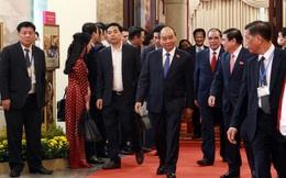 Thủ tướng Nguyễn Xuân Phúc dự khai mạc Đại hội Đảng bộ TP HCM