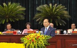 Thủ tướng: 'TP.HCM không thiếu tiền, nguồn lực, chỉ thiếu chính sách phù hợp'