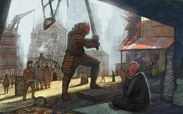 """Bình thản trước lưỡi kiếm của samurai, sư thầy khiến đối phương bội phục: Thiên đường và địa ngục đích thực ở trong """"TÂM"""""""