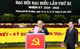 Đại hội Đảng bộ TPHCM đã bầu 61 Thành ủy viên khóa XI