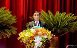 Ông Thái Thanh Quý tái đắc cử Bí thư Tỉnh ủy Nghệ An