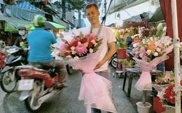 TP.HCM: Hoa tươi bắt đầu tăng giá trước ngày lễ 20/10