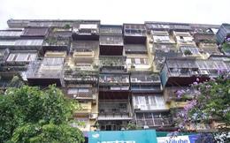 Hà Nội: Tạm dừng quy hoạch khu chung cư cũ Giảng Võ