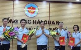 Tổng cục Hải quan điều động, bổ nhiệm 5 lãnh đạo Vụ, Cục