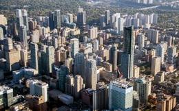 Top 10 thành phố có nguy cơ đối mặt bong bóng bất động sản