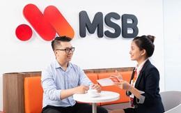 MSB tất toán toàn bộ nợ xấu đã bán cho VAMC, chuẩn bị niêm yết trên HoSE