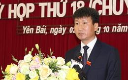 Ông Trần Huy Tuấn giữ chức Chủ tịch UBND tỉnh Yên Bái