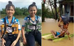 Sáng chế áo phao, bè nổi tái chế làm từ chai nhựa hot trở lại mùa mưa lũ: Giải pháp nhanh, ít tốn kém cho bà con miền Trung