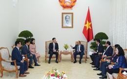 """Những cam kết của """"Thái tử"""" Samsung với Thủ tướng Nguyễn Xuân Phúc"""